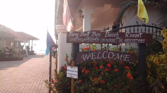 Bang Boet Bay Beach Resort