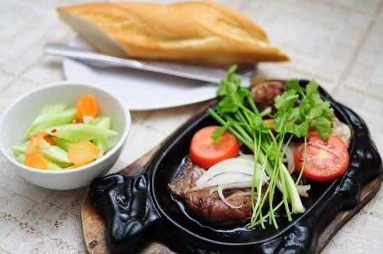 Kết quả hình ảnh cho Bo Ne (Nha Trang Beef Steak)