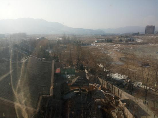 Zhuanghe, China: morning at the hotel