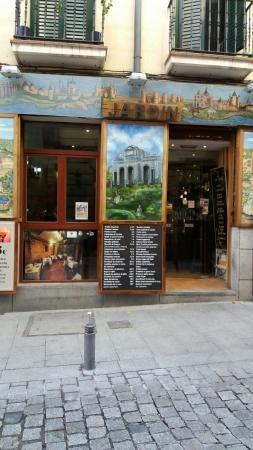 Local fotograf a de el jard n prohibido madrid tripadvisor for Cancion el jardin prohibido
