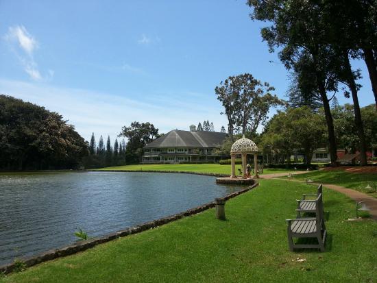 Four Seasons Resort Lana'i, The Lodge at Koele: 포시즌스 리조트 라나이, 더 로지 앳 코엘레