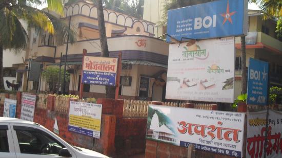 Bhau Joshi Bhojnalay: Outside Restaurant View I