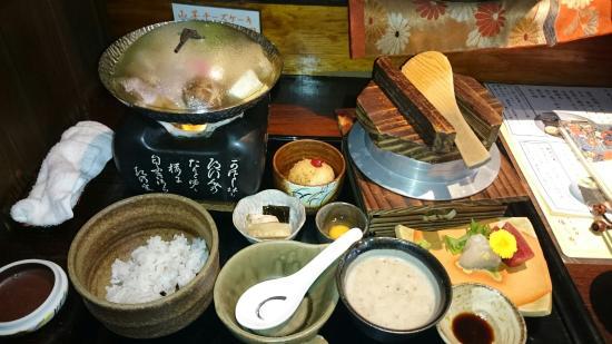 Tororo Restaurant Wafusui