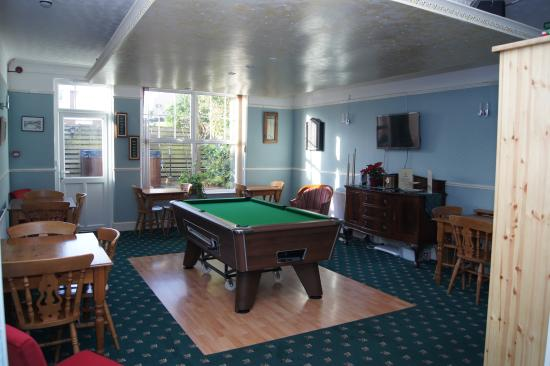 The Budehaven Guesthouse : Activity room Function room