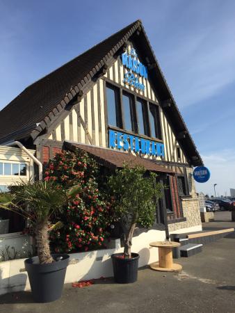 Photo de la maison bleue courseulles sur mer tripadvisor - Maison bleue mobel ...