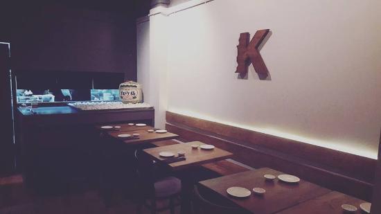 Kitsune Sushi Bar Gràcia
