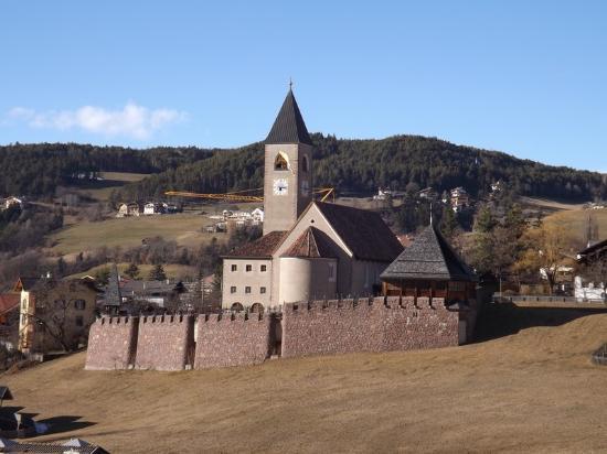Pension Hauenstein: Vista dal balcone