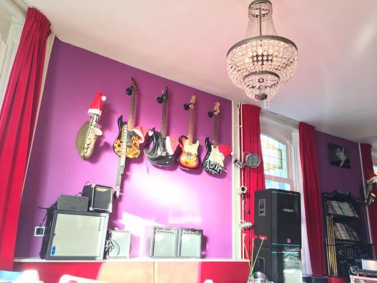 BackStage Hotel Amsterdam: Le backstage Amsterdam