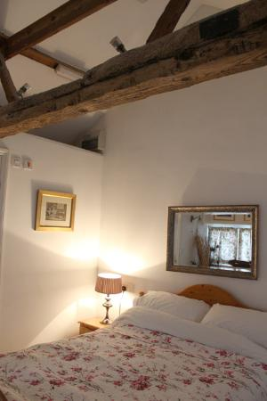 Hildersham, UK: Double Bedroom