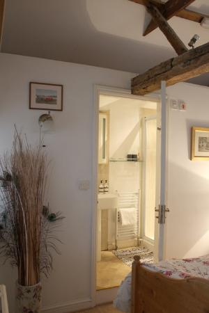 Hildersham, UK: Ensuite