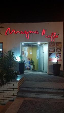 Magma Caffé II