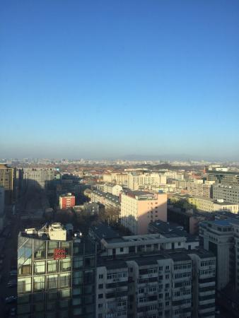 大年初一的北京市景:紫禁城、景...