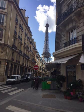 Hotel De Londres Eiffel Updated 2017 Prices Reviews Paris France Tripadvisor