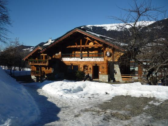 Chalet Jardin d\'Angele (Courchevel, France) - Lodge Reviews & Photos ...