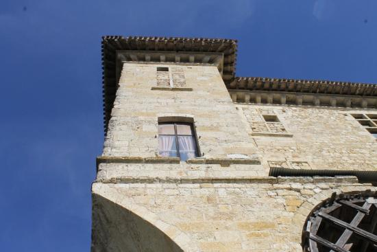 Chateau De Lavardens Fentre Laquelle Jimagine Une Comtesse DArmagnac Attendant
