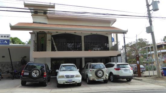Hotel Flor Blanca: Hotel