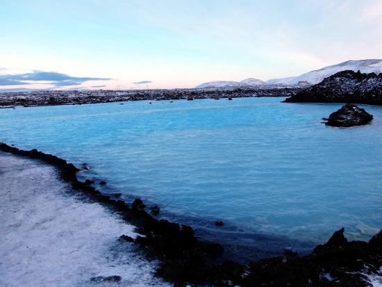Grindavik, Island: Blue Lagoon centro termale naturale