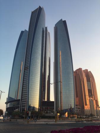 Jumeirah Etihad Towers Hotel Residences