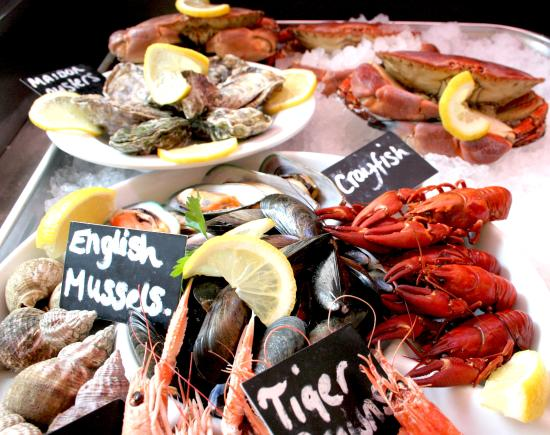 White's Seafood & Steak Bar: The best catch