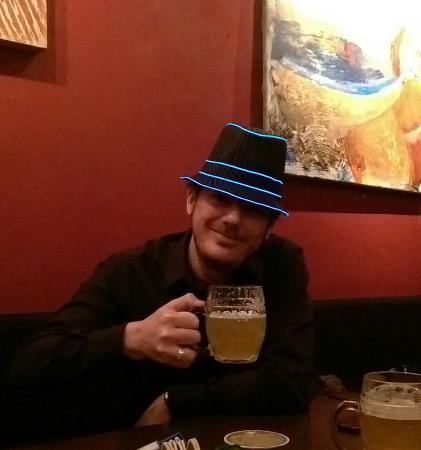 Bar No. 7: Fine Art, fine Beer