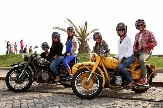 SideRide - Sidecar Tours
