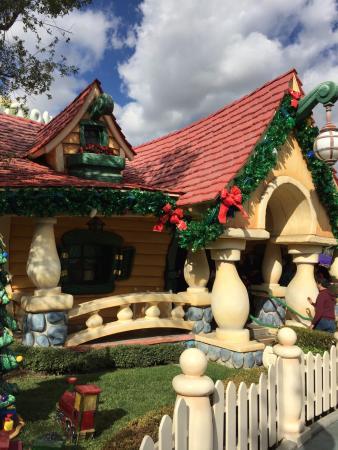 La Casa Di Topolino Foto Van Disneyland Park Anaheim Tripadvisor