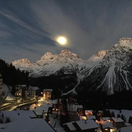 Hotel Alpensonne: Vista do quarto 301