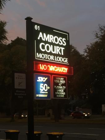 Amross Court Motor Lodge: photo0.jpg