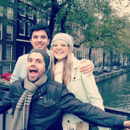 Hola Amsterdam Tours - City tours: Amo muito tudo isso!!