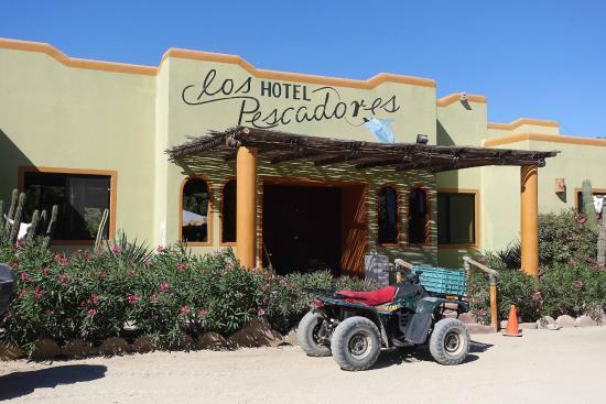Hotel Los Pescadores: Welcome!!!