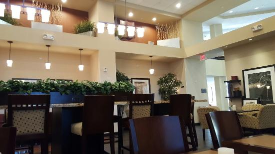 Hampton Inn & Suites Phoenix/Gilbert: Lovely place to stay