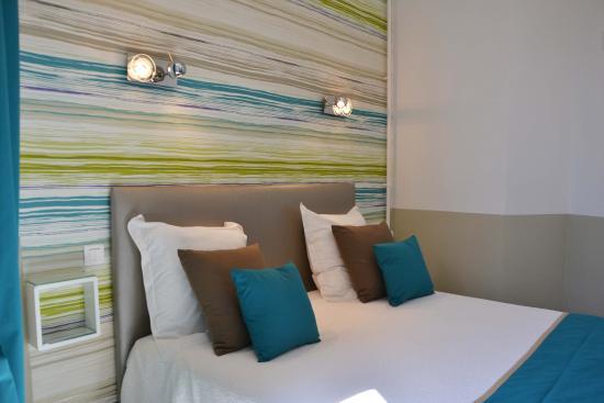 Hotel Toppin Logis et contact hotel : Une de nos dernière chambre rénovée