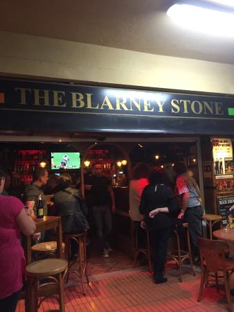 ‪The Blarney Stone Irish Pub‬