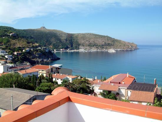 Terrazza - Foto di Residence Riviera, Palinuro - TripAdvisor