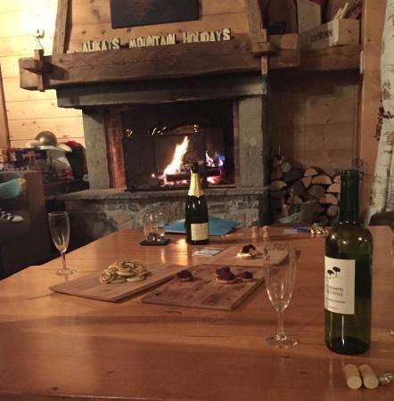 AliKats Mountain Holidays - Ferme a Jules: A warm welcome
