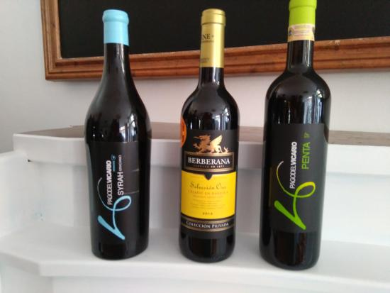 Crazy Chef: Buenos vinos