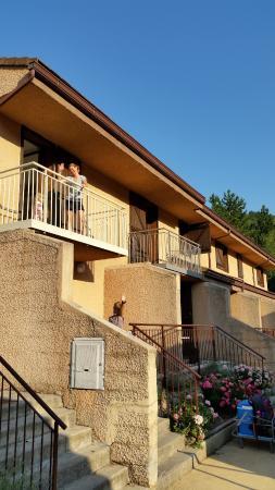 Guillaumes, Prancis: Les logements en duplex
