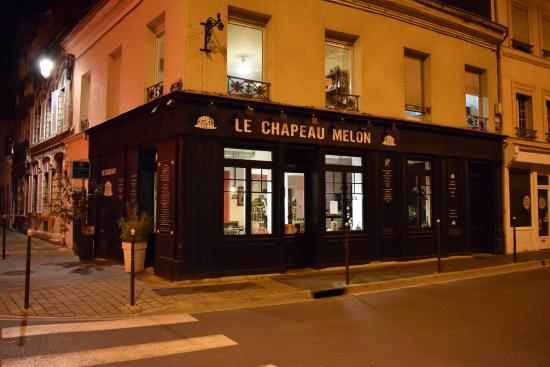 Rue Du Jard Reims Restaurant