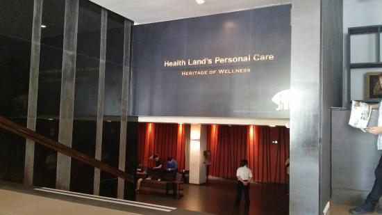 attraction review reviews health land massage asoke bangkok