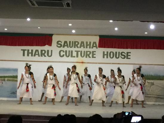 ‪Sauraha Tharu Culture House‬