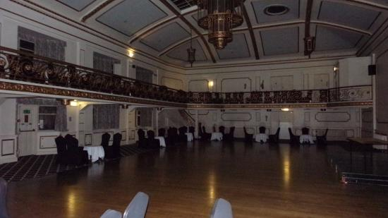 The Ballroom Picture Of Britannia Prince Of Wales