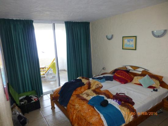 Residencial Rolando: Schlafzimmer