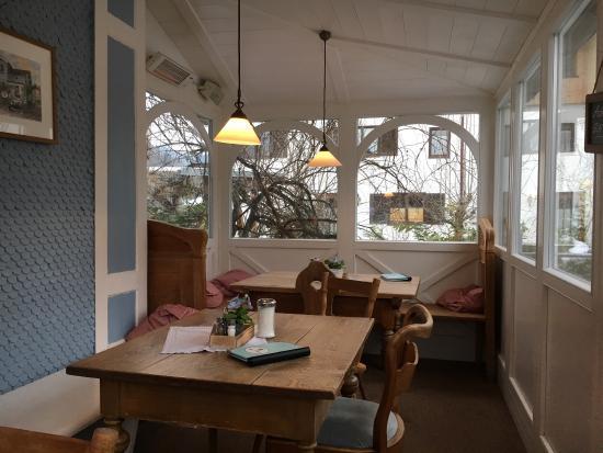 Bild Von Cafe Blaues Haus, Oberstaufen