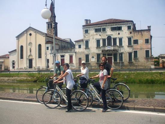 Riviera del Brenta Bike : maggio 2015: da Milano direttamente in Riviera per una bella eco-visita alla Riviera del Brenta