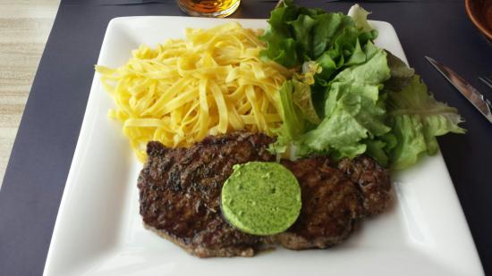 Restaurant Hôtel Bellevue : 20160228_124842_large.jpg
