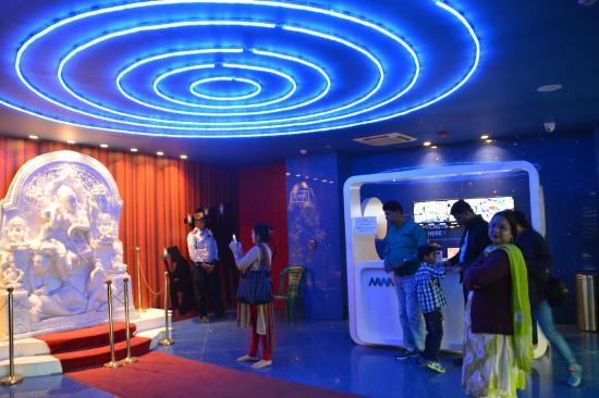Mithun Da Picture Of Mother S Wax Museum Kolkata