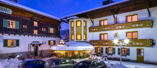 Wander- und Aktivhotel Adam-Braeu: Adam im Winter