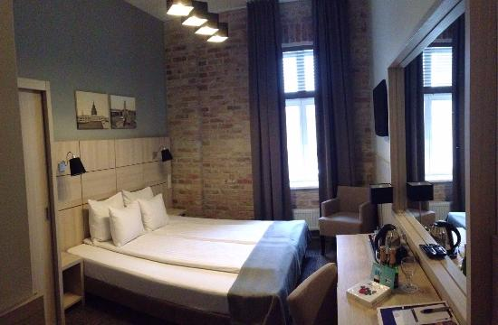 Amazing hotel in Old Town Riga