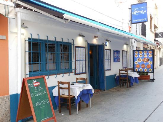 Restaurante can granyela en roses con cocina mediterr nea - Restaurante adrede ...