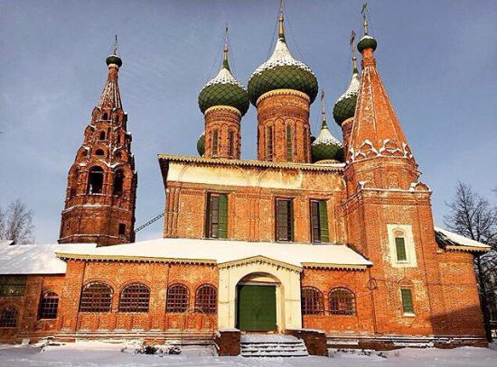 Church of Saint Nicholas of Nicolo-Mokrinsky Parish